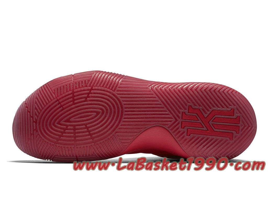 best loved 603c4 f6652 Nike Kyrie 2 Gold Swoosh 838639-676 Chaussures Nike Officiel Pas Cher Pour  Homme Rouge Or-1710120318-Chaussure Basket Homme Nike   Nike Officiel Site!