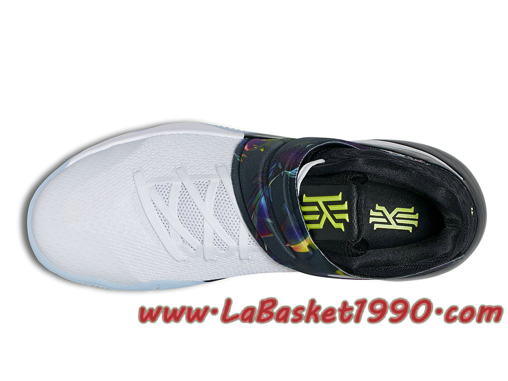watch aff5d acd13 ... denmark nike kyrie 2 parade 819583 110 chaussures nike basket pas cher  pour homme noir blanc