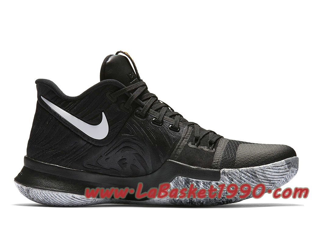 Nike Kyrie 3 BHM 852415 001 Chaussures Nike Basket Pas Cher