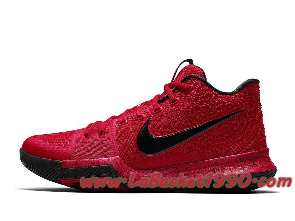 Nike Kyrie 3 University Red 852395 600 Chaussures Nike