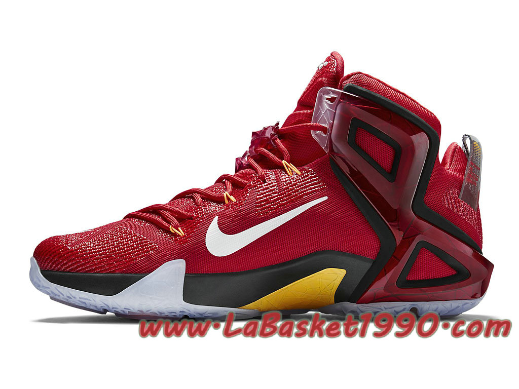 de9ebd62a8af ... low price nike lebron 12 elite 724559 618 mens nike basketball shoes  red black 37ee5 41d9c
