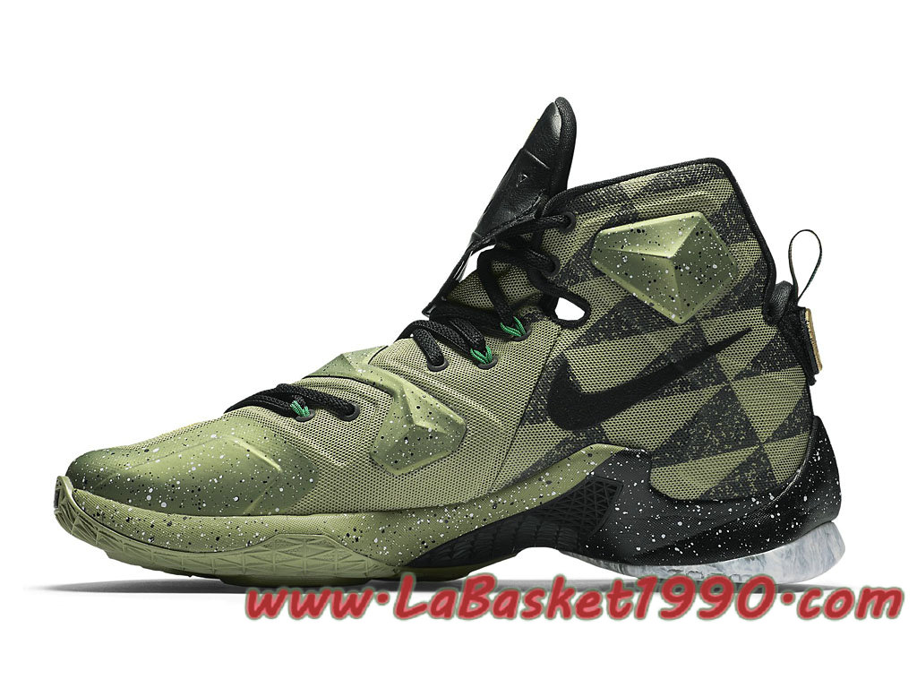 super cute the cheapest detailed images Nike LeBron 13 All Star 835659-309 Chaussures Nike Basket Pas Cher ...