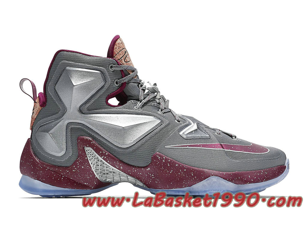 huge discount 63508 495aa ... germany nike lebron 13 opening night 823301 060 mens nike basketball  shoes gery red 282d3 8b28c