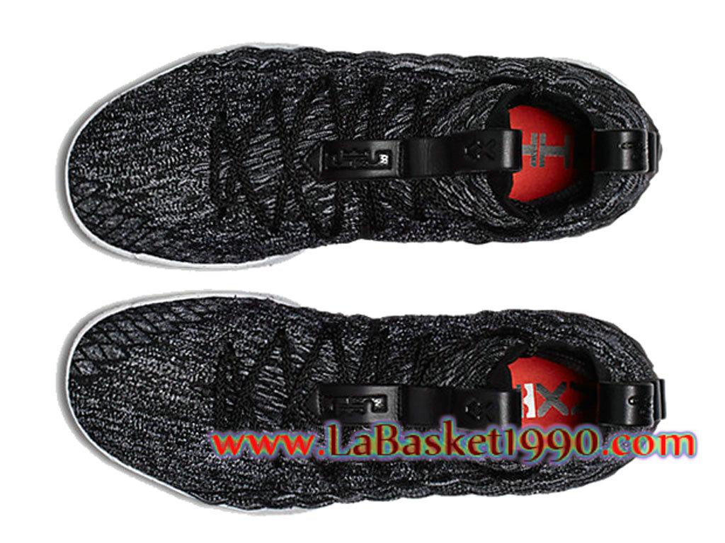 24c00dee9706 ... Nike LeBron 15 XV 897648-002 Chaussures Officiel Nike Prix Pas Cher  Pour Homme ...