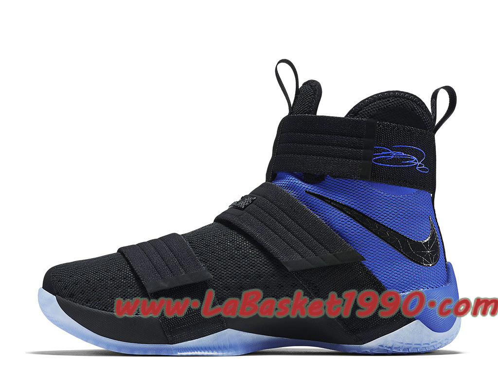 magasin d'usine 02f0b da4c2 Nike LeBron Soldier 10 SFG EP 852419_004 Chaussures Nike Basket Pas Cher  Pour Homme Noir Bleu-1711050436-Chaussure Basket Homme Nike | Nike Officiel  ...