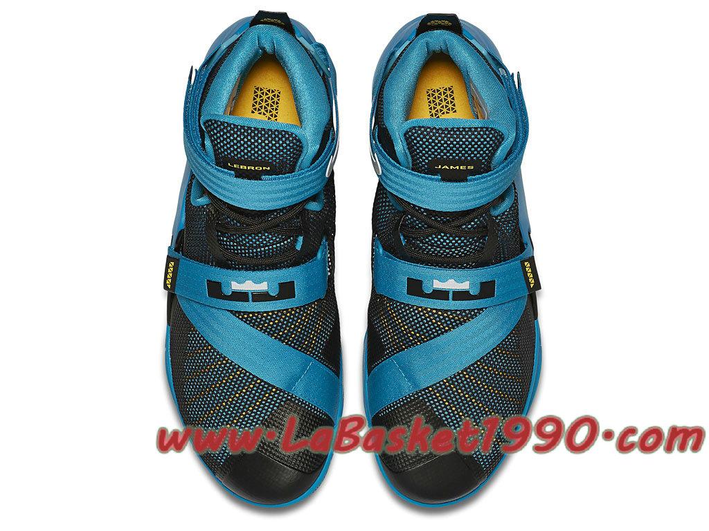 the latest 31acc b11d4 ... sale nike lebron soldier ix 9 ep 749420014 chaussures nike prix pas cher  pour homme noir top quality chaussures de basketball ...