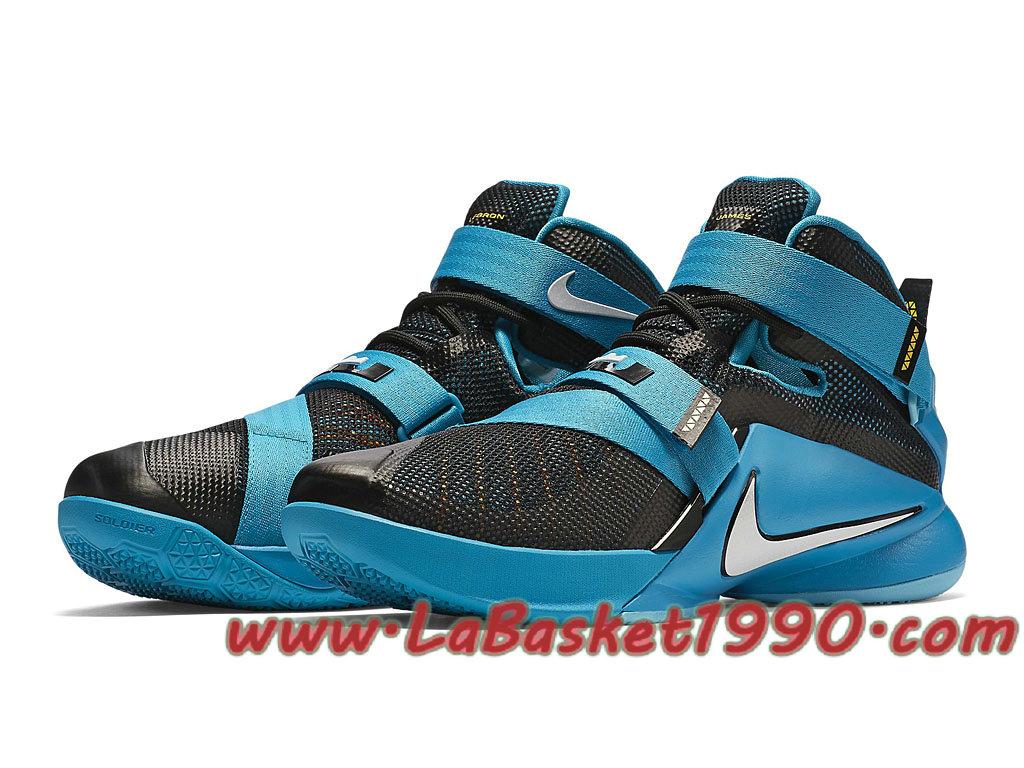 the best attitude aa972 49608 ... sale nike lebron soldier ix 9 ep 749420014 chaussures nike prix pas cher  pour homme noir authentic chaussures de basketball ...