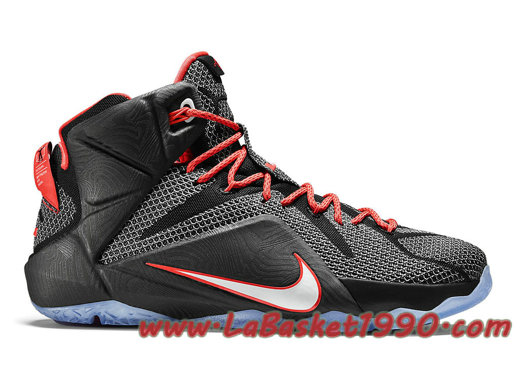 Nike LeBron 12 XII Chaussures Nike Basketball Pas Cher Pour Homme