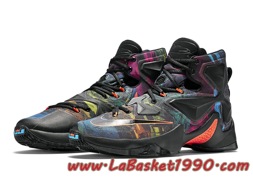 Nike Lebron XIII 13 Akronite 807219 008 Men´s Nike