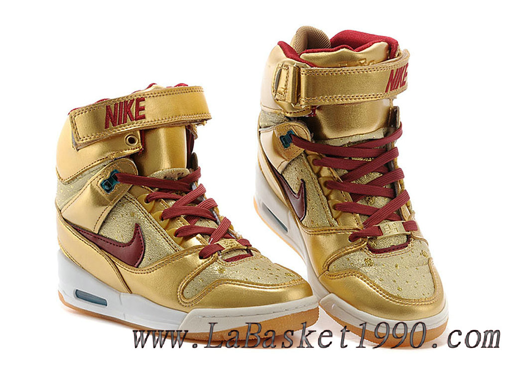 nike femme chaussures montantes
