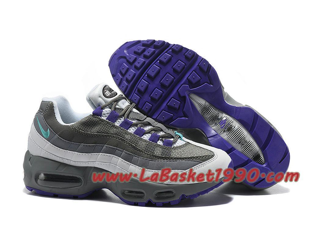 Nike Wmns Air Max 95 ID GS Chaussures Nike 2018 Pas Cher
