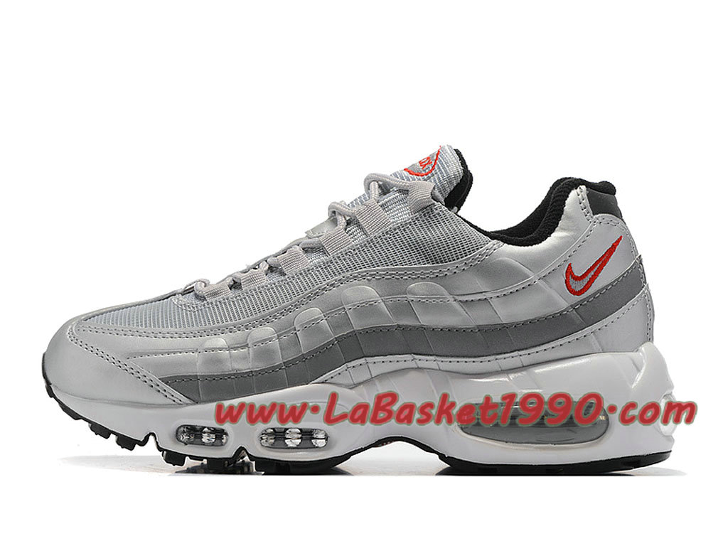 buy popular b4a4f 1001a Nike Wmns Air Max 95 ID GS Chaussures Nike Sneakers Pas Cher Pour Femme  Enfant
