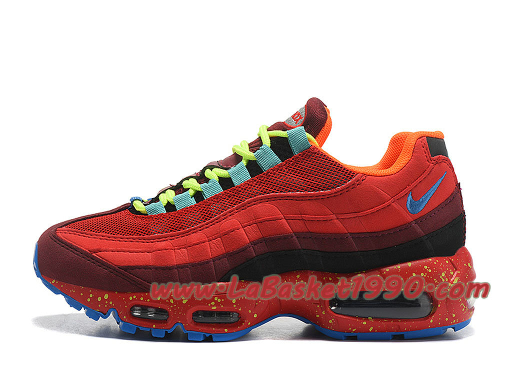 Nike Wmns Air Max 95 ID GS Chaussures Nike Sneakers Pas Cher