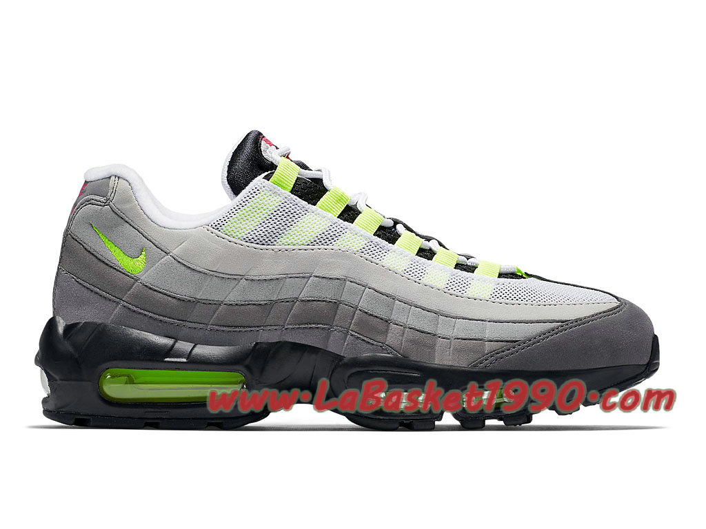 Nike Wmns Air Max 95 OG GS Chaussures Nike 2018 Pas Cher