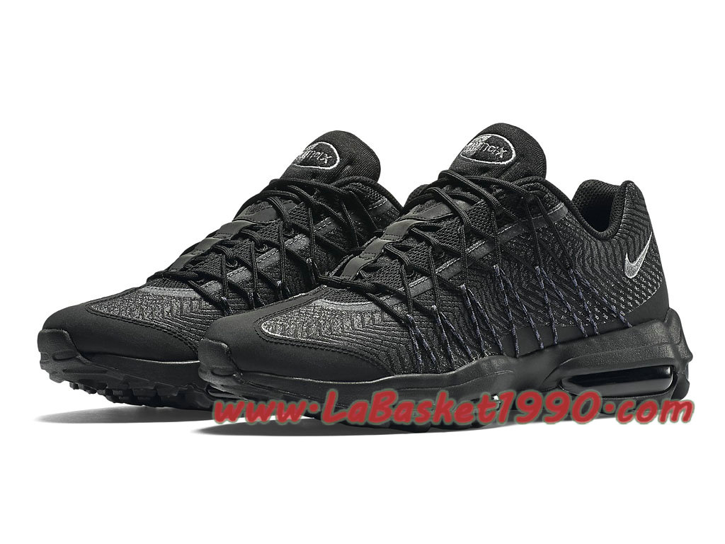 best shoes wholesale online new collection Nike Wmns Air Max 95 Ultra Jacquard GS Chaussures Nike Sneakers ...