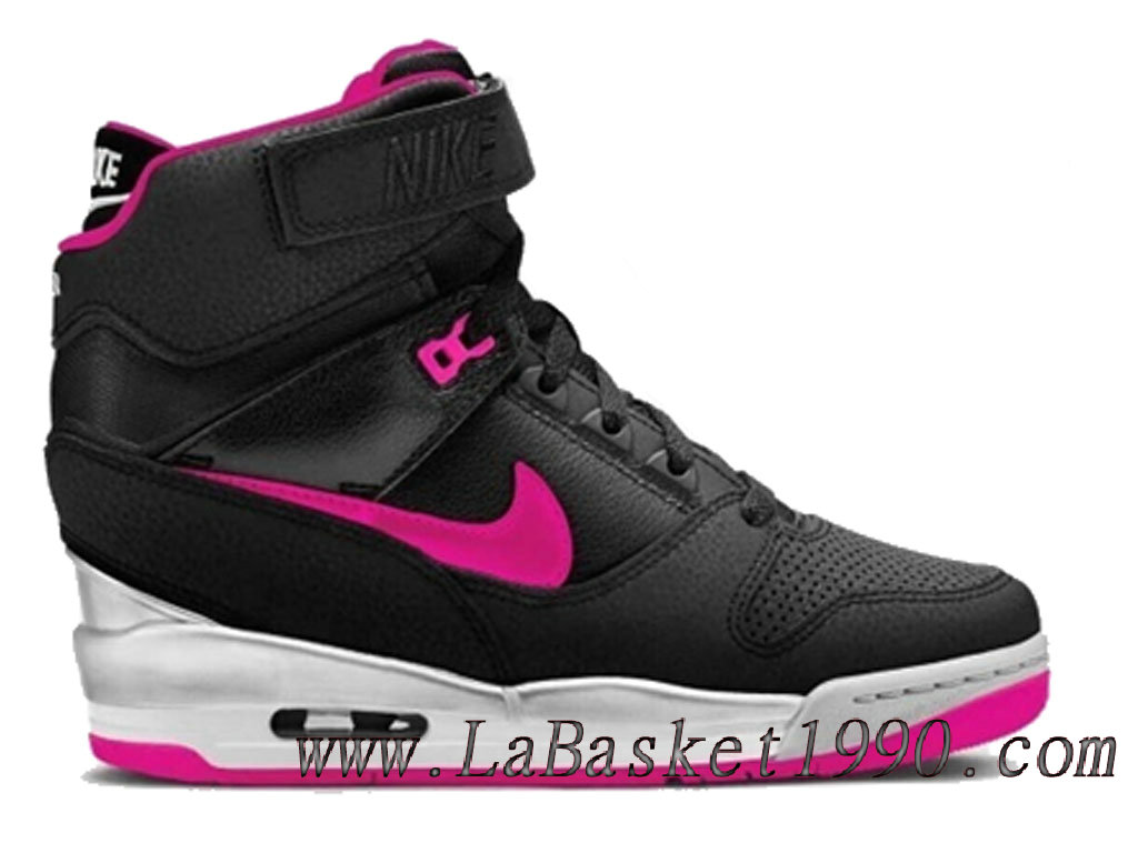 Nike Wmns Air Revolution Sky Hi GS Chaussure Nike Montante