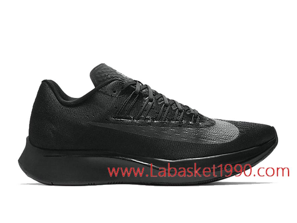 1f47a2d3f134c Nike Zoom Fly SP Chaussures Officiel 2018 Pas Cher Pour Homme Noir 880848-003  ...