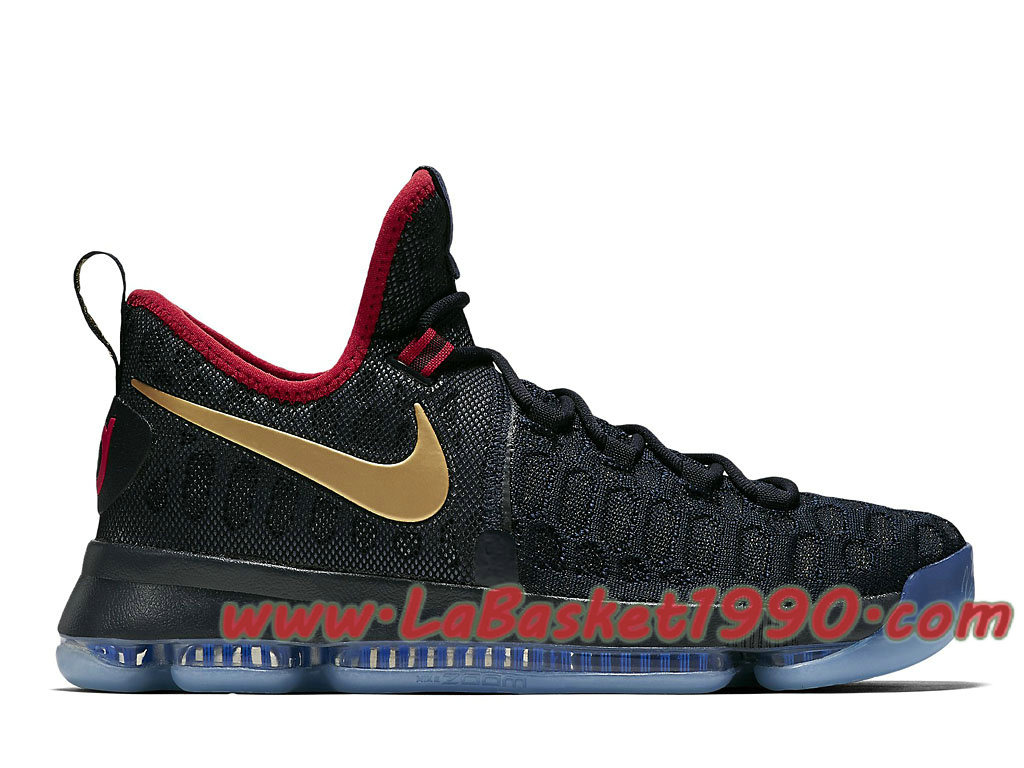quality design e9f0d ad2c0 Nike Zoom KD 9 Gold Medal 843396-470 Chaussures Nike Basket Pas Cher Pour  Homme