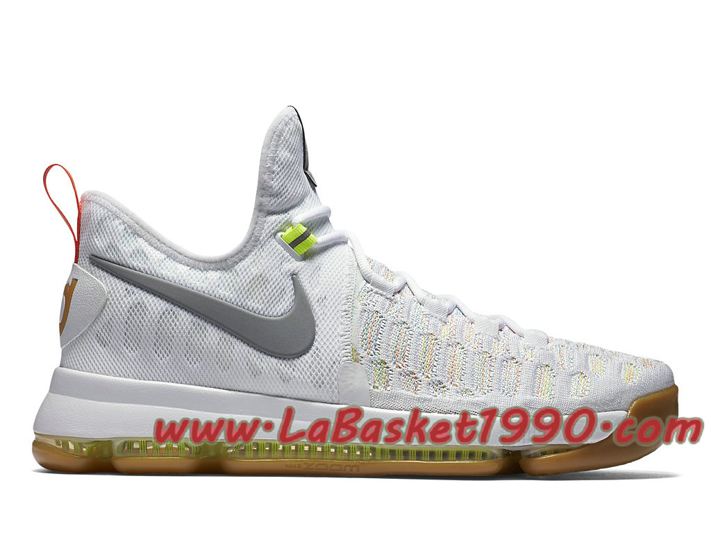 9cb84865564 Nike Zoom KD 9 Summer Pack 843392-900 Chaussures Nike Officiel Pas Cher  Pour Homme