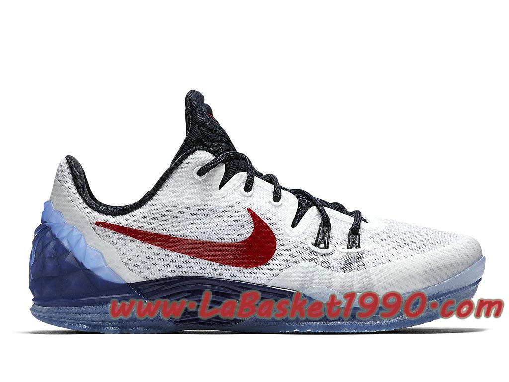 quality design b0f28 8411e Nike Zoom Kobe Venomenon 5 Men´s Nike Basketball Shoes White Blue 815757-164