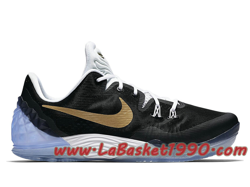 best website 6cc33 889bb Nike Zoom Kobe Venomenon 5 Men´s NIke Basketball Shoes Black Gold 815757-071