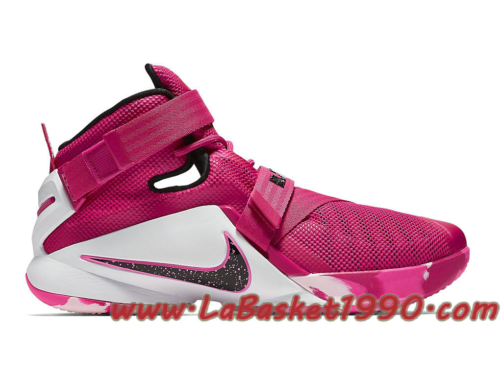 Nike Zoom LeBron Soldier 9 EP 749420-601 Chaussures Nike Basket Pas Cher  Pour Homme 7029ba7b8211