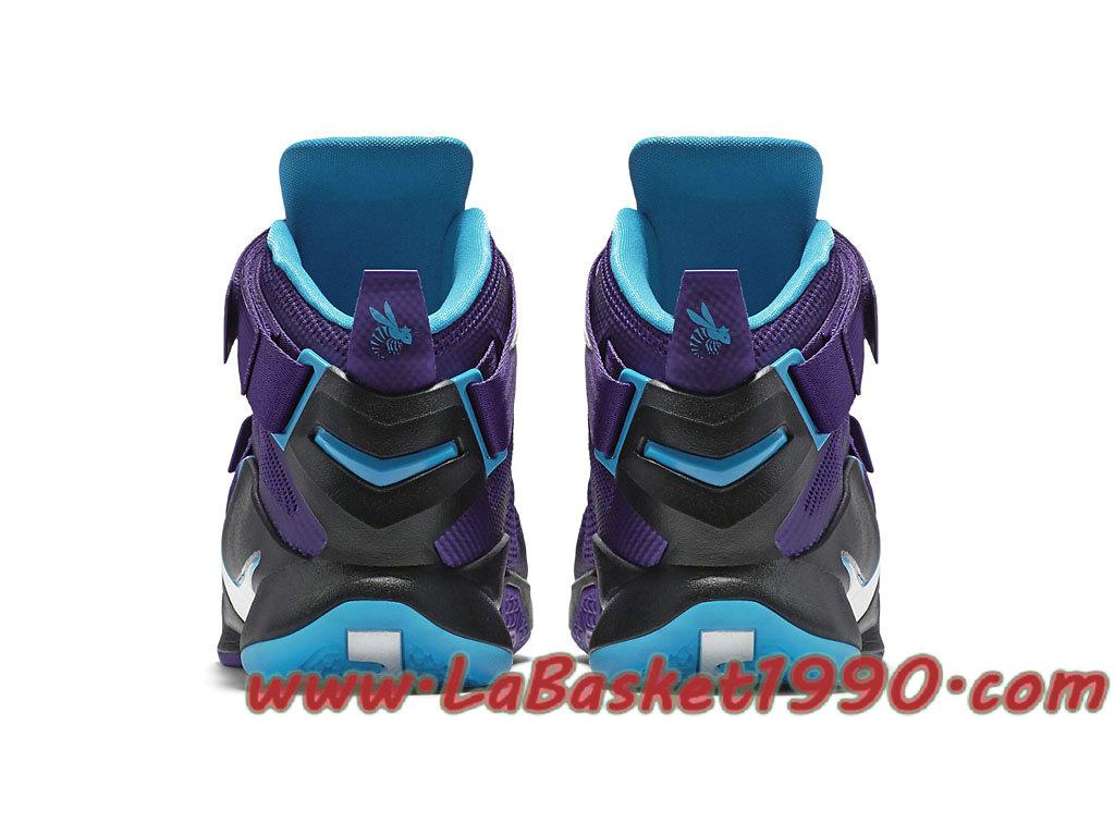 super popular df1eb 02635 ... Nike Zoom LeBron Soldier 9 Premium Summit Lake Hornets 749420-510 Men´s  Nike