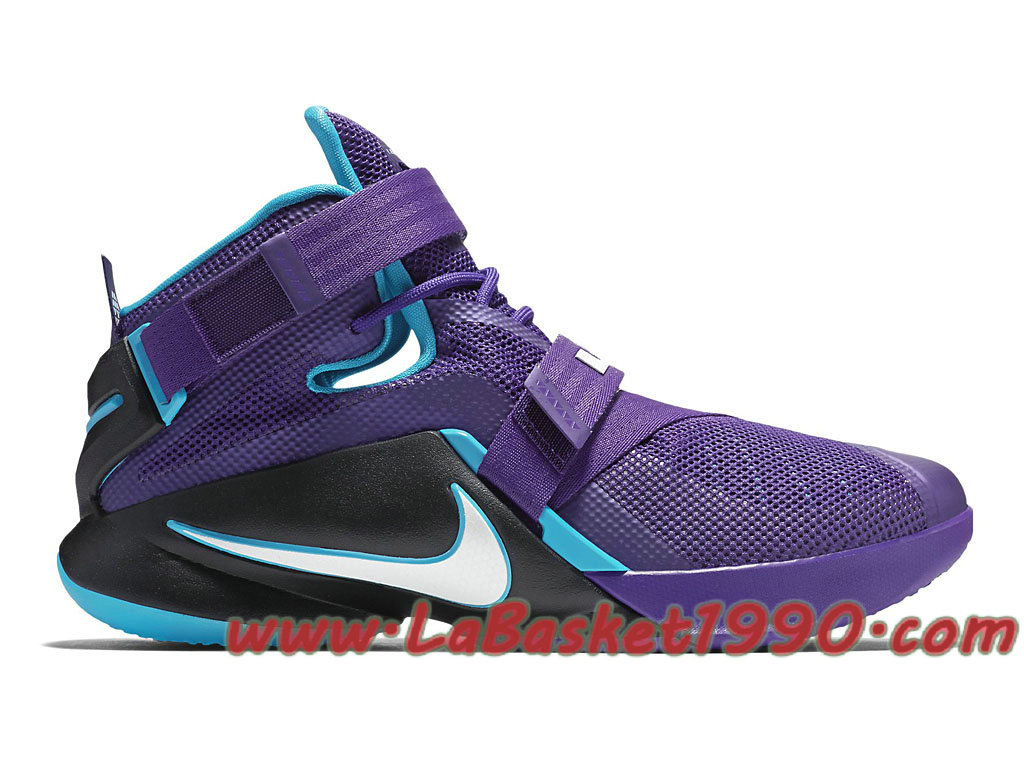 quality design bbfda 8366d Nike Zoom LeBron Soldier 9 Premium Summit Lake Hornets 749420-510 Men´s Nike