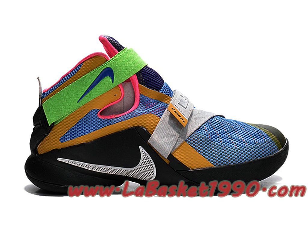 quality design e6d7f 72000 Nike Zoom LeBron Soldier 9 What The 749491-A001 Men´s Nike Basketball Shoes