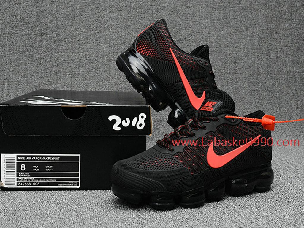 Officiel Nike Air Max 2018 Chaussures Nike VaporMax Pas Cher Pour Homme Noir Rose 1803291292 Chaussure Basket Homme Nike   Nike Officiel Site!