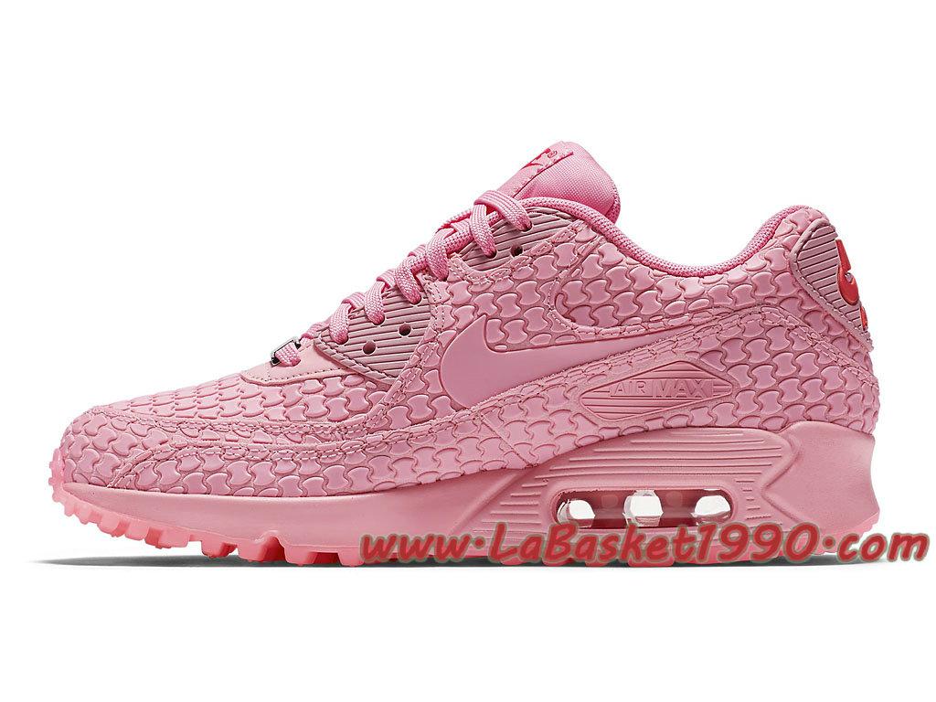 ... Running Nike Air Max 90 DMB QS GS Chaussures Officiel Pas Cher Pour Femme/Enfant ...