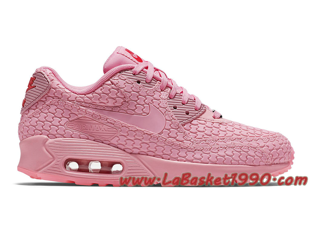 Officiel Nike Air Max 90 GS Women´s Nike BasketBall Shoes