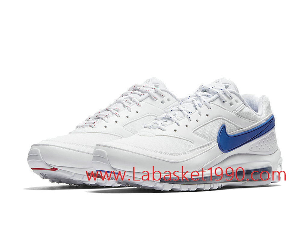 Skepta Nike Air Max 97 BW Black White AO2113 001 Chaussure Nike Sneakers Pirx Pour Homme AO2113 001 Boutique Sneakers Officielle Pas Cher (FR)