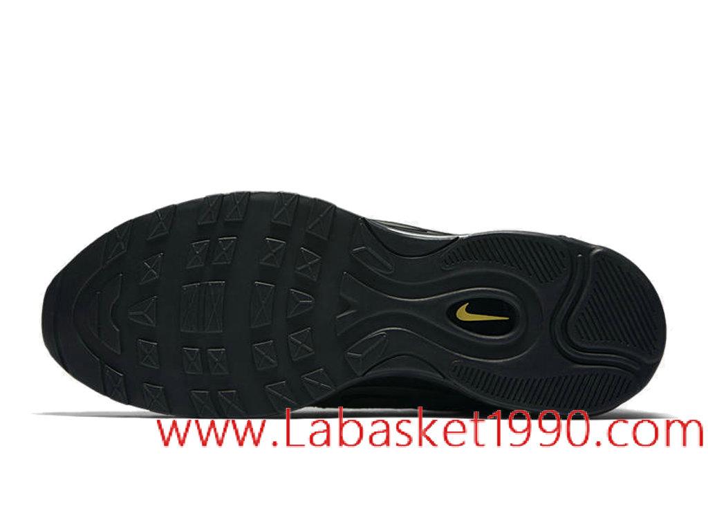Sneaker Skepta x Nike Air Max 97 SK Chaussures Nike Prix Pas Cher Pour Homme Or Noir AJ1988 900 AJ1988 900 Nike Sneaker 2018 France Boutique En